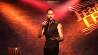 Jeffrey Leach StandUpFest Maribor 2012